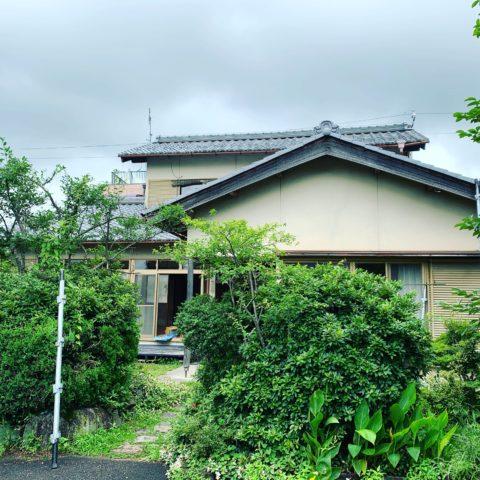 関市 木造家屋 着工