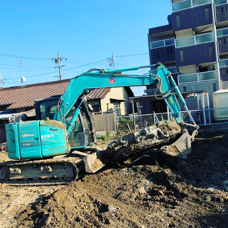 清須市 解体工事