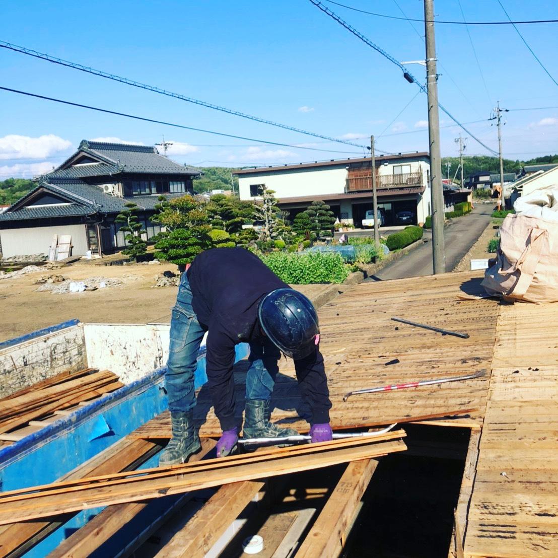 関市富加町 木造