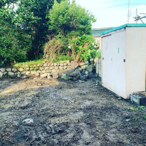 愛知県丹羽郡大口町 家屋の解体工事