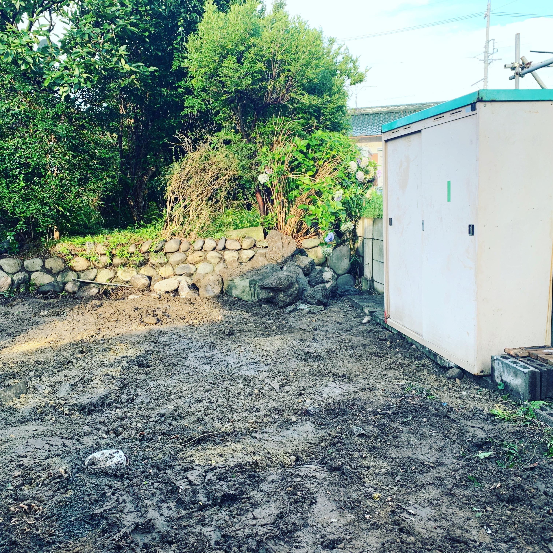 愛知県丹羽郡大口町 解体完了