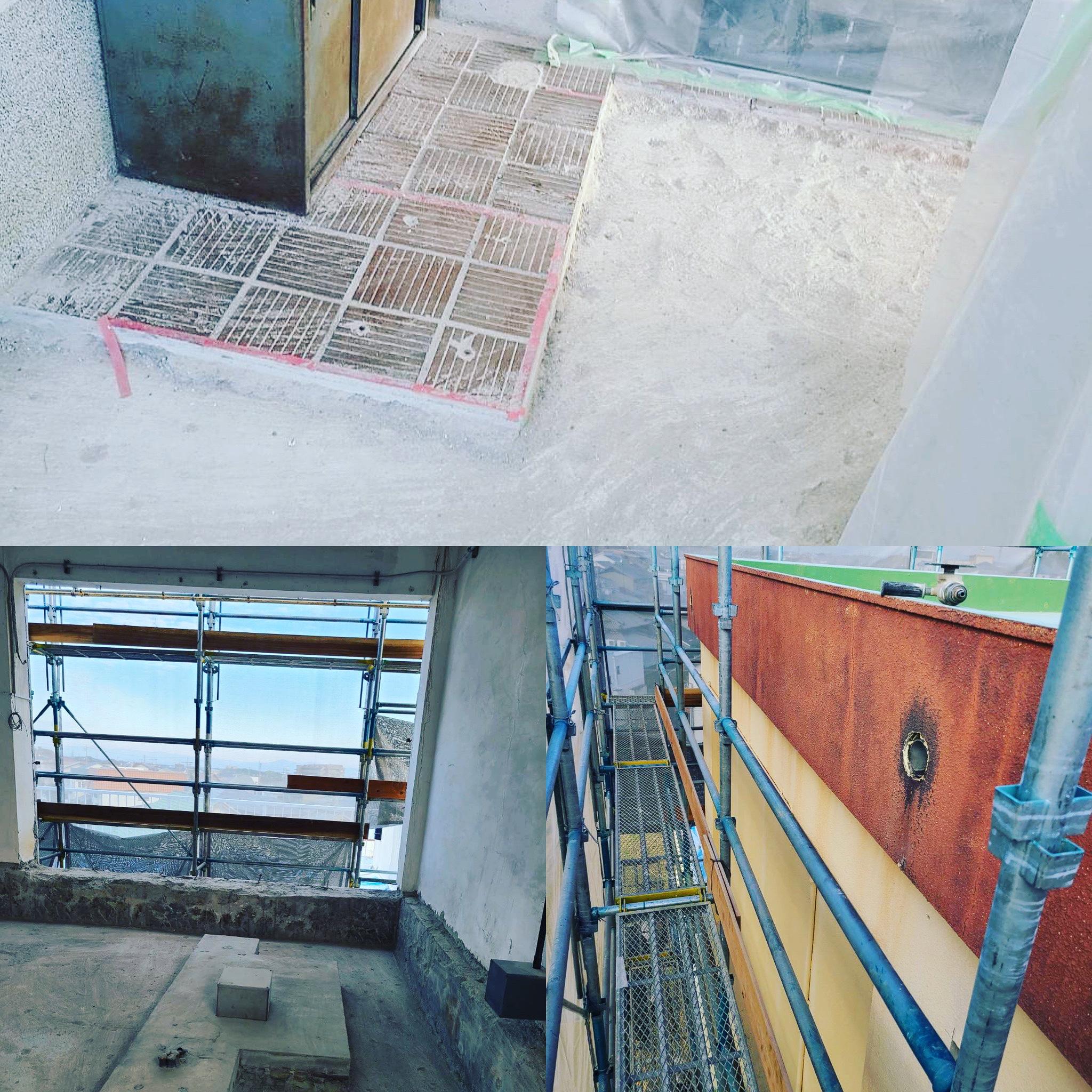 愛知県東郷町 商業施設内部解体工事