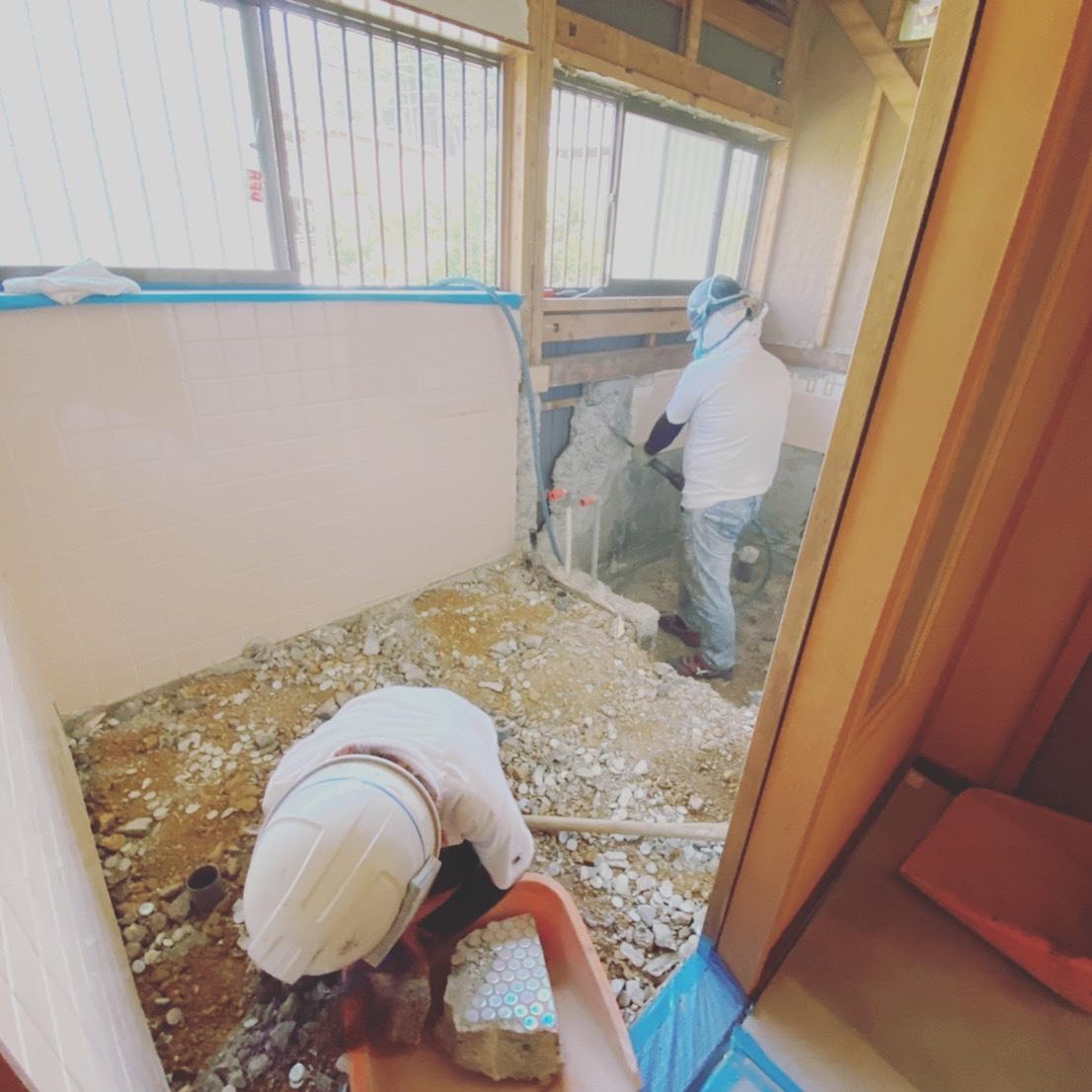 関市 改修工事