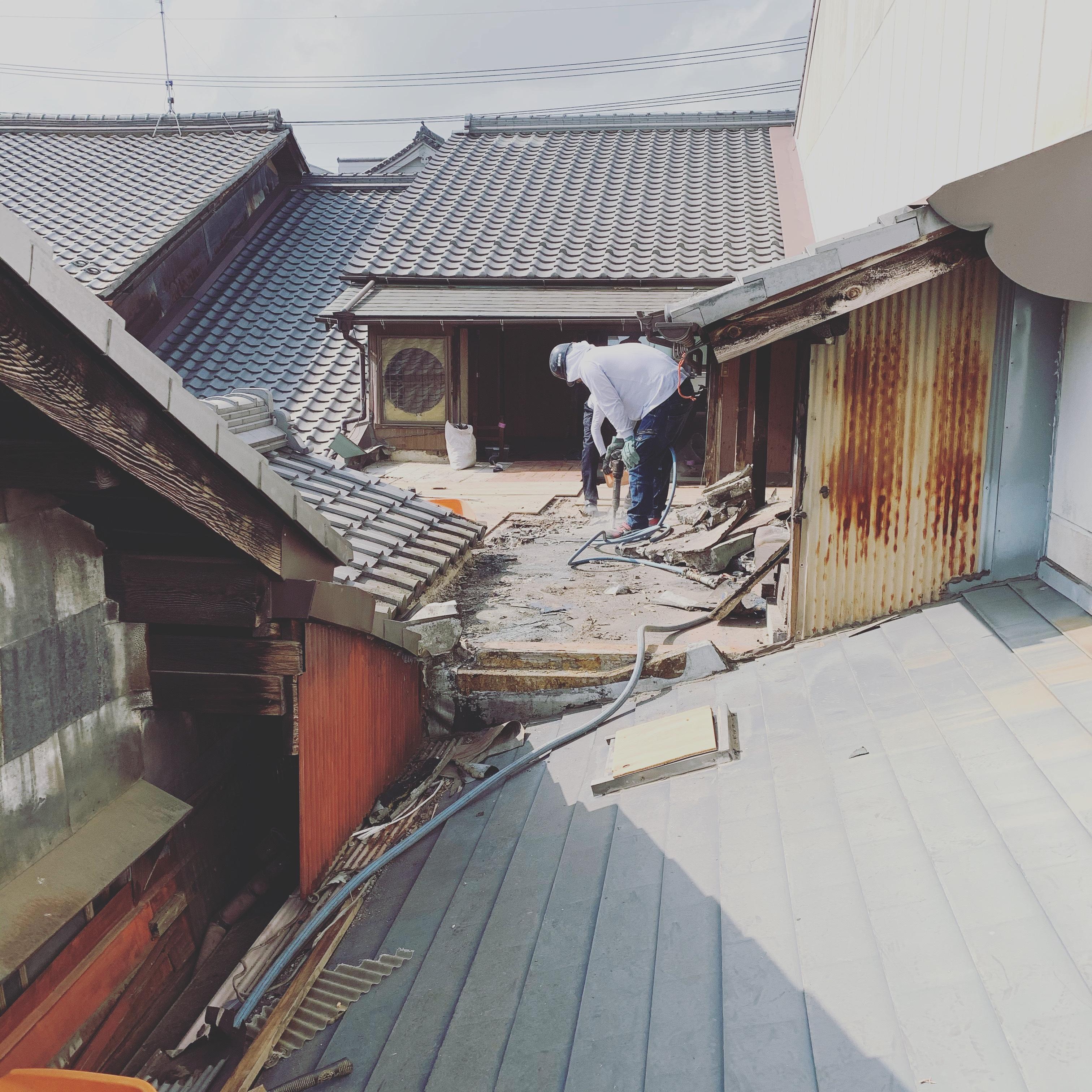 関市本町 古民家改修