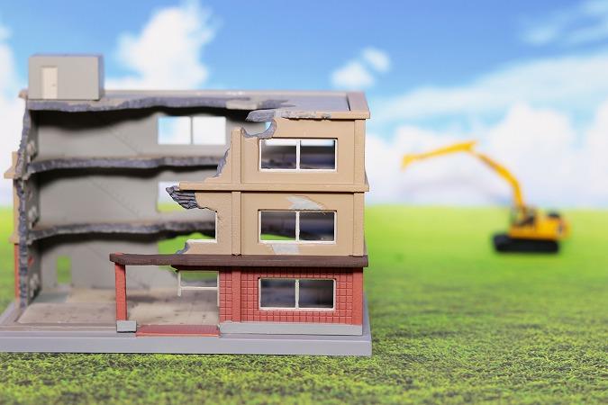 鉄筋コンクリート造の解体はどのように行われるの?