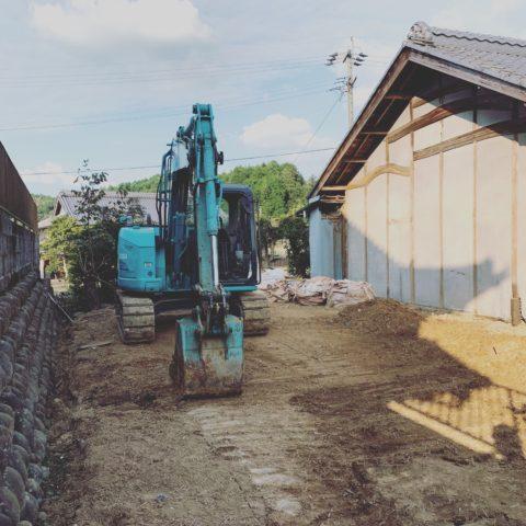 関市 木造解体