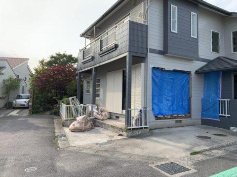 愛知県豊田市某所 住宅リフォーム改修工事に伴う解体工事